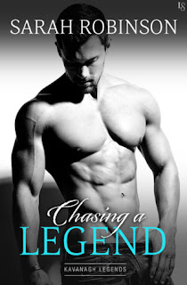 romance novel covers, contemporary romance, Chasing a Legend by Sarah Robinson