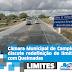 Câmara Municipal de Campina discute redefinição de limites com Queimadas