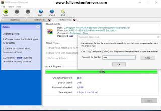 download free rar password unlocker and hacker full