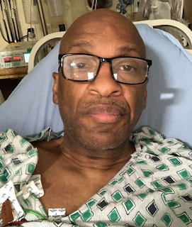 Gospel singer, Donnie McClurkin, saved by two angels after a near-fatal accident