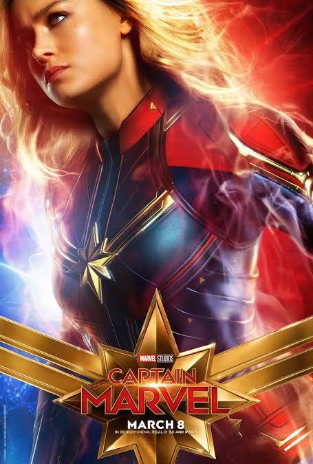 Nonton Captain Marvel Full Movie : nonton, captain, marvel, movie, Captain, Marvel, Movie, Review, Imelda, Sarina