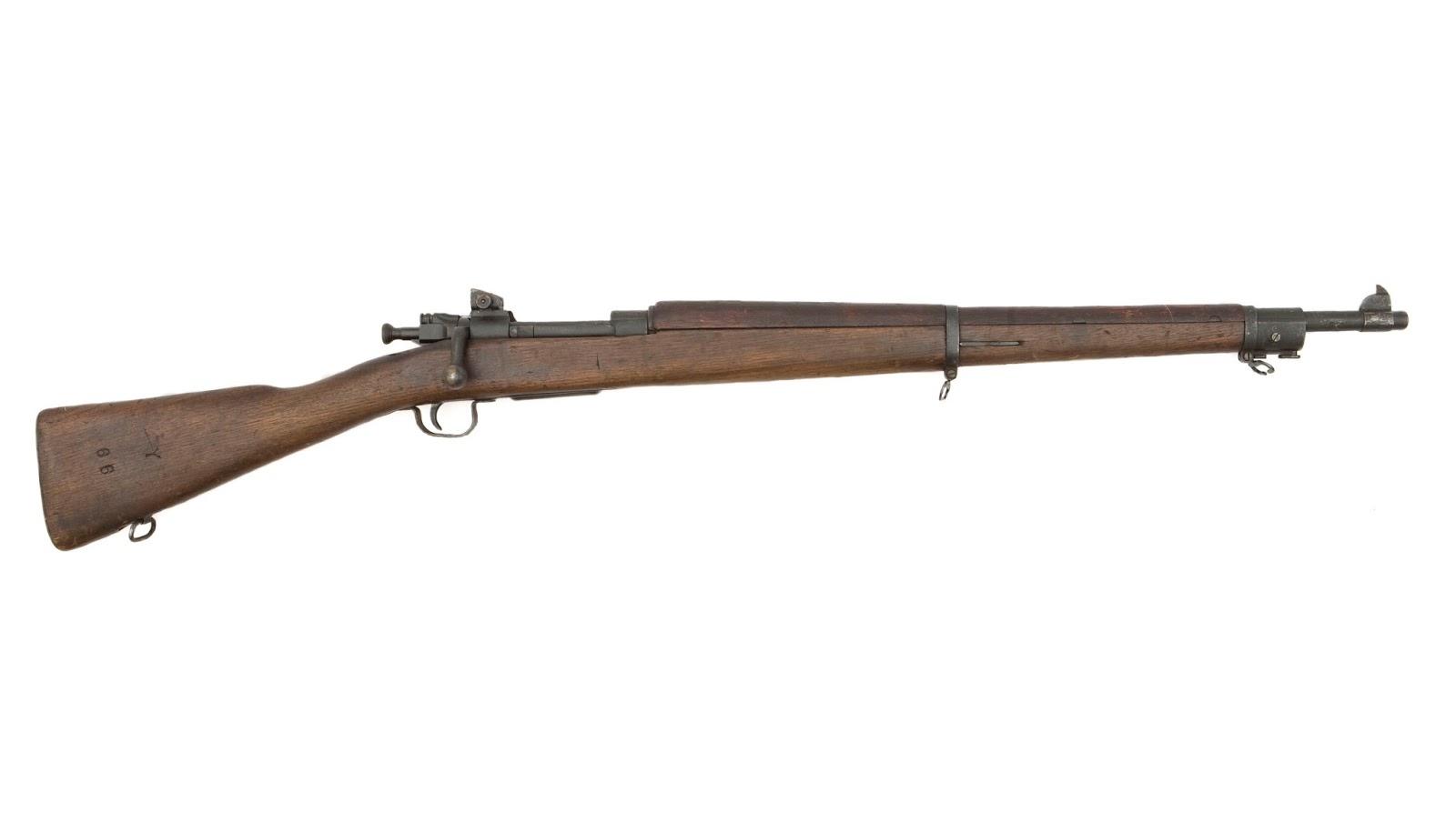 historie blog: Håndvåben fra 1. Verdenskrig.