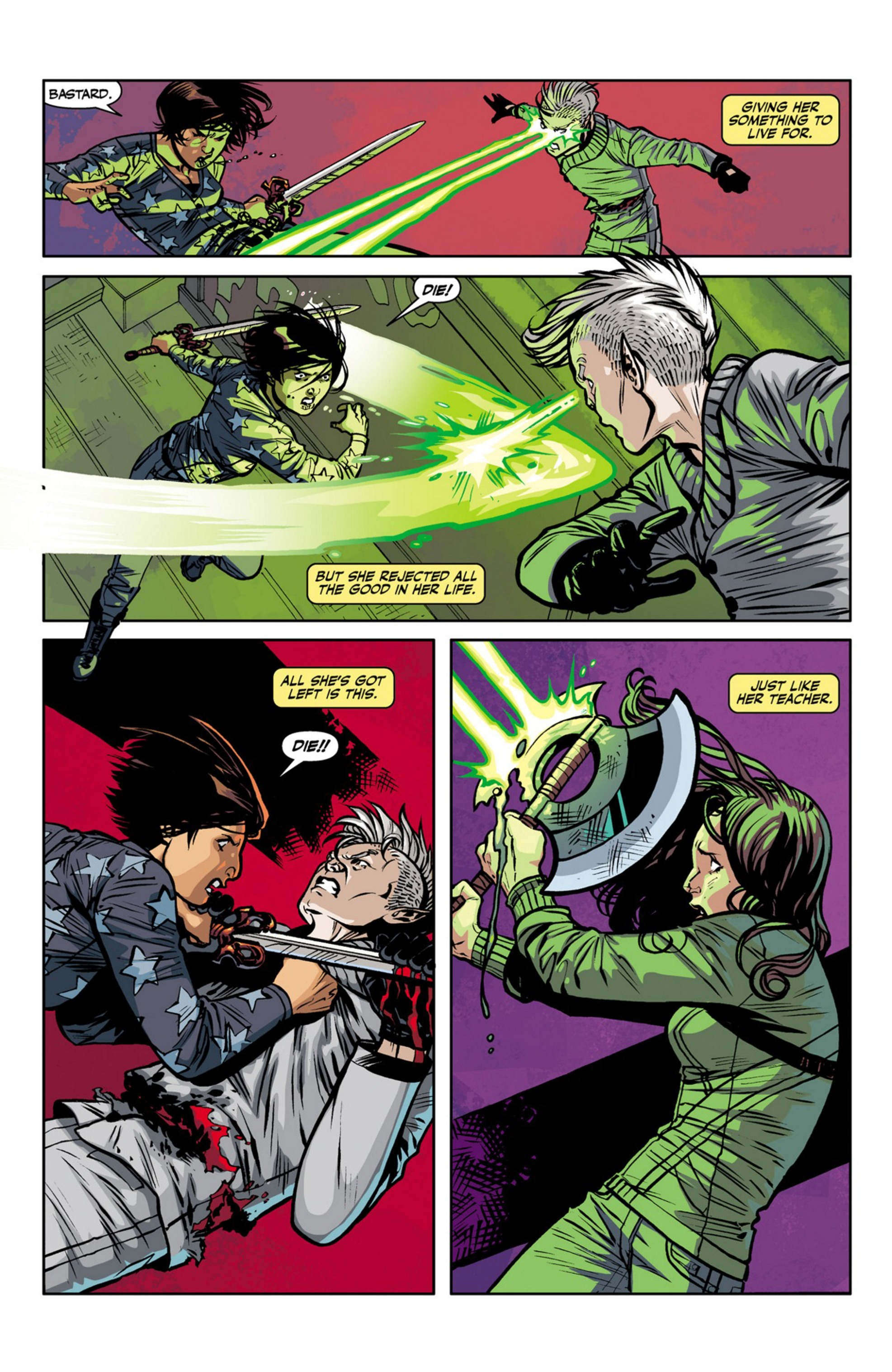 Read online Angel and Faith comic -  Issue #23 - 13