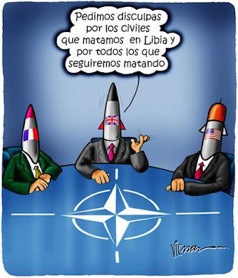 Resultado de imagen de OTAN ASESINA