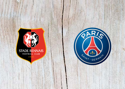 Rennes vs Paris Saint Germain Full Match & Highlights 23 September 2018