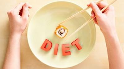 Cara Diet secara Alami dan Sehat tanpa Olahraga dan Obat