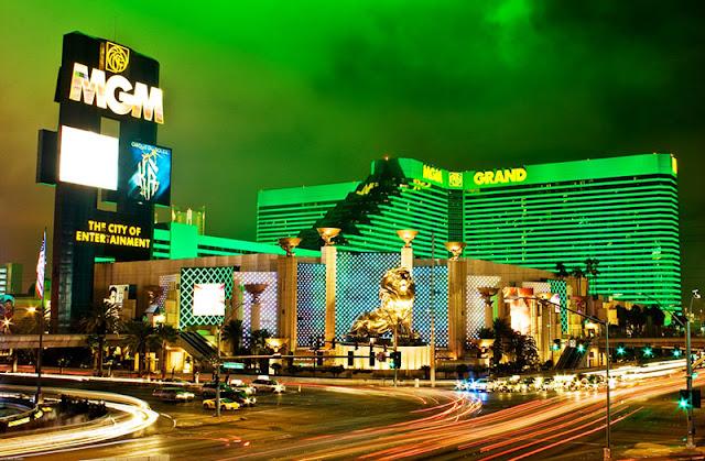 MGM Grand Hotel em Las Vegas