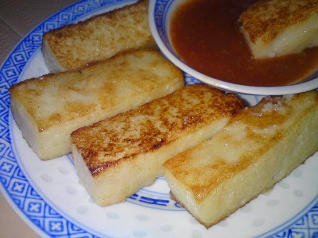 Carrot Cake Recipe Chai Tow