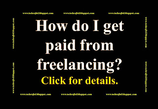 How do I get paid from freelancing-Learn and Earn