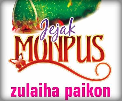 Novel Jejak Monpus - Komsas Tingkatan 2