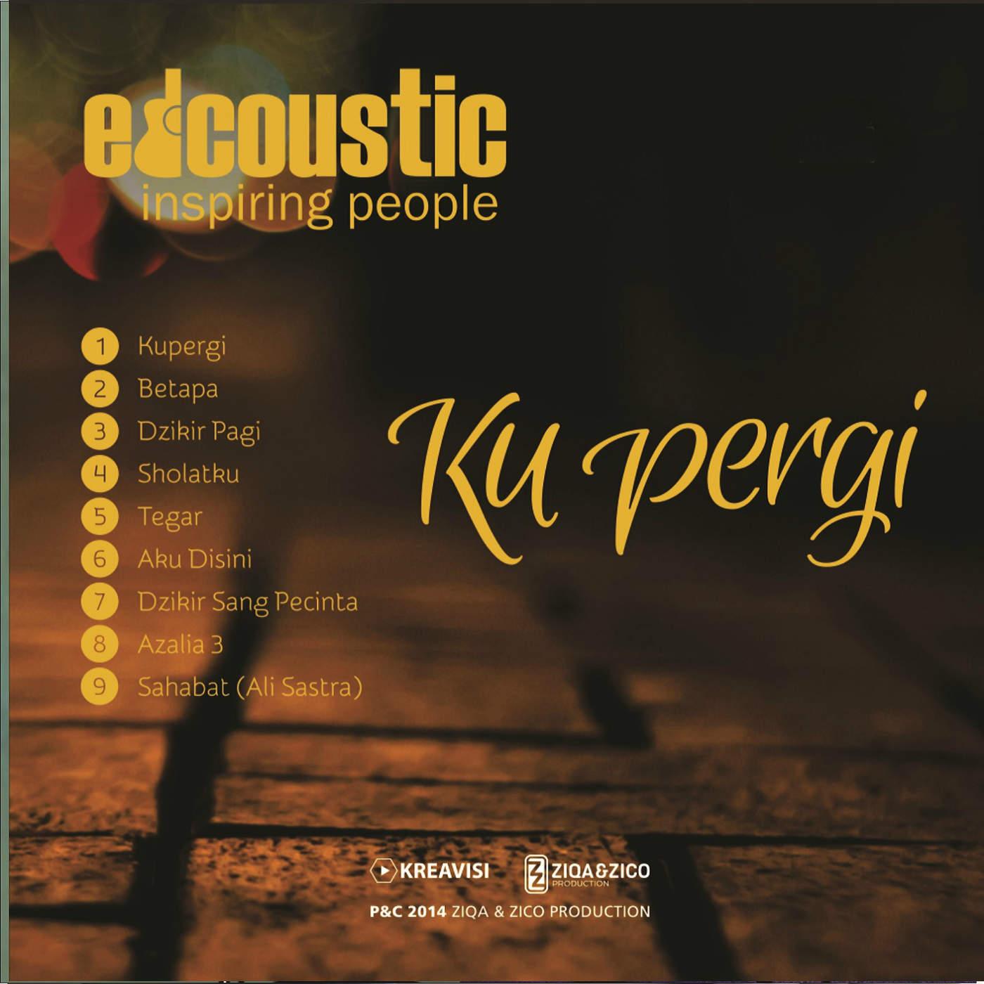 Kumpulan Album Lagu Nasyid Edcoustic