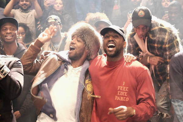 kanye west kid cudi 2016 Kanye West Kanye West
