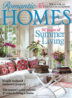 Romantic Homes - July 2013