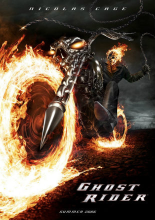 Ghost Rider 2007 BRRip 350MB Hindi Dual Audio ORG 480p ESub Watch Online Full Movie Download bolly4u