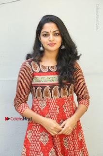 Telugu Actress Nikhila Vimal Latest Stills in Anarkali Dress  0001.JPG