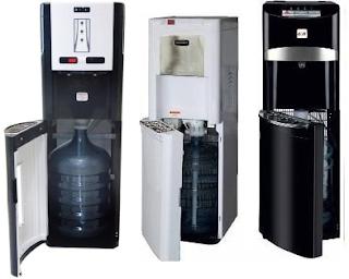Ini Dia 4 Jenis Water Dispenser yang Ada di Pasaran