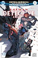 DC Renascimento: Detective Comics #961