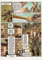 Tarantino en comics : Inglorious basterds et Django par RM Guéra