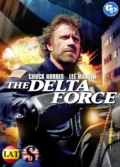 Fuerza Delta (1986) HD 1080P LATINO/INGLES