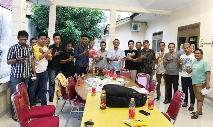 Ketua GBM Bone Geram, KTP Warga Dicaplok Paslon Independen
