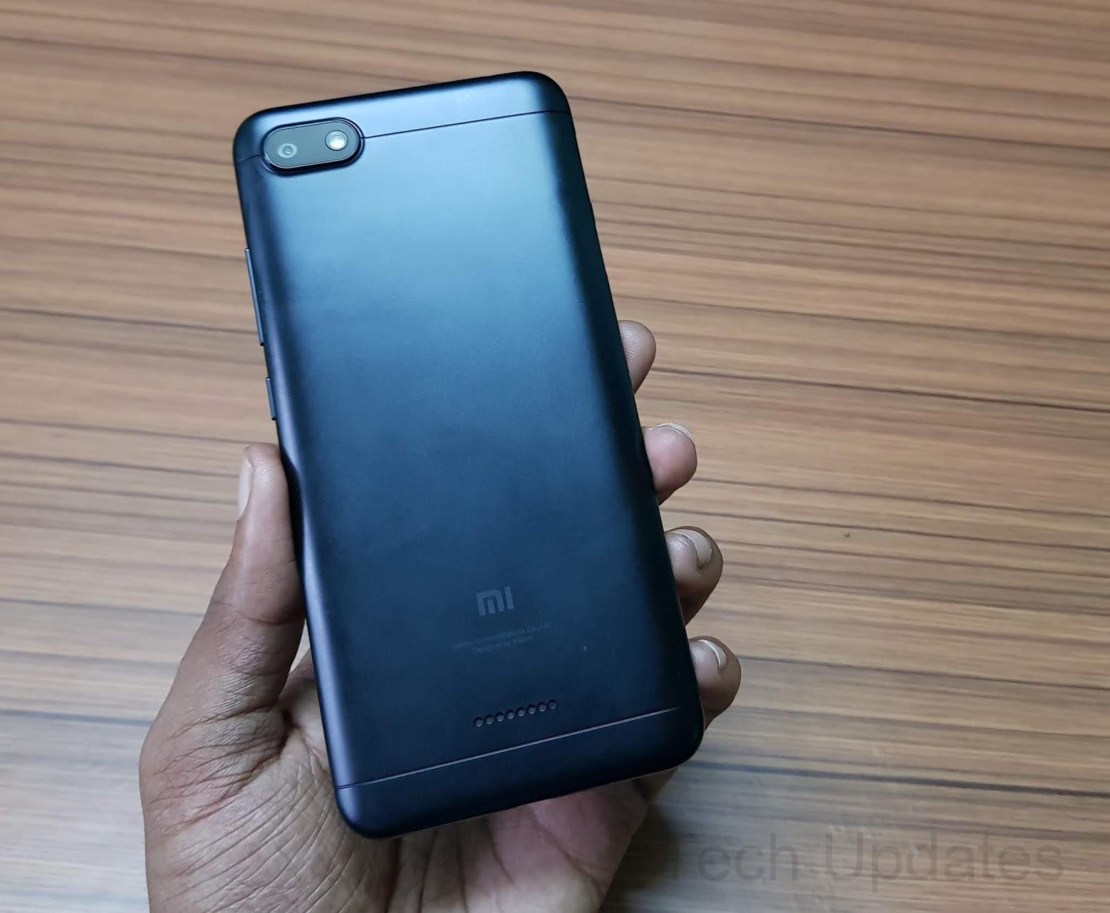 Xiaomi Redmi 6A, Redmi 6, Redmi 6 Pro now available in