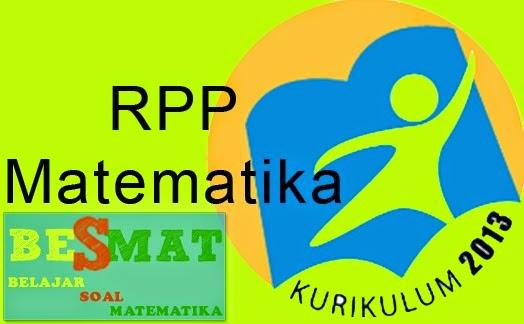 RPP Matematika Kurikulum 2013 Untuk Kelas XI SMA