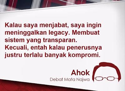 Kata Bijak Ahok - Netterku.com