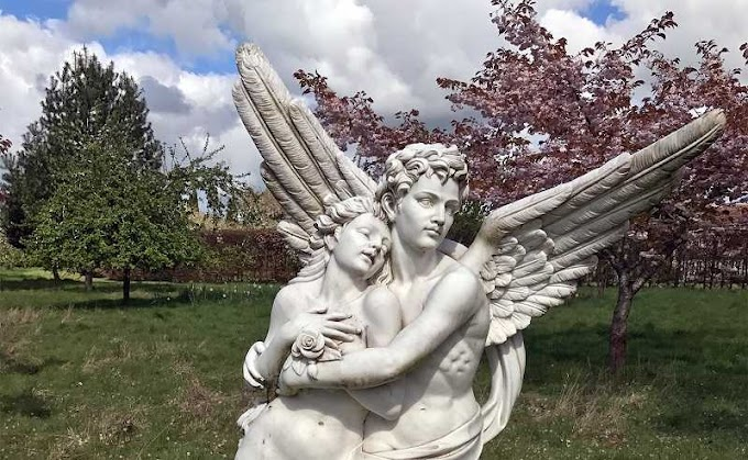 O Mito de Psique e Eros