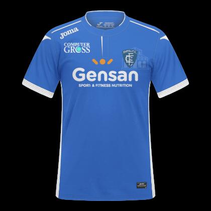 e0552cd122 GT Camisas  Camisas Empoli 2016   2017 - Home