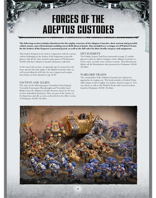 Codex Adeptus Custodes