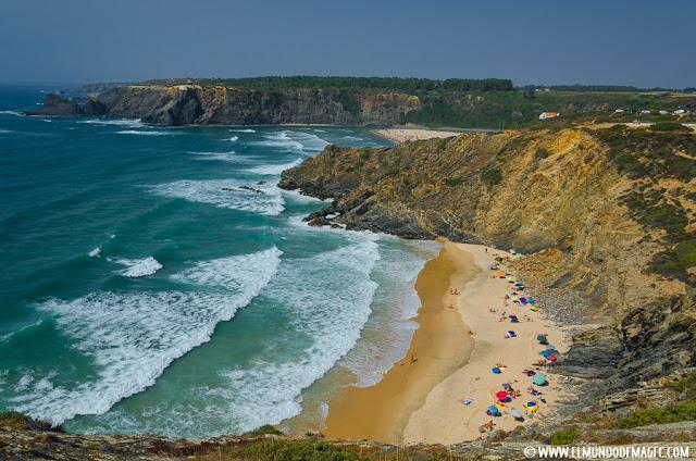 playas-del-alentejo. Playa de Adegas.