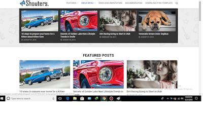 High Quality Adsense Friendly Blogger Themes