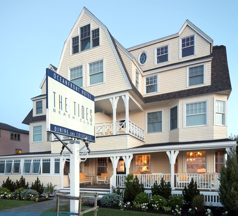 The Tides Beach Clube in Maine