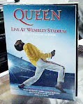 ¡DVD QUEEN LIVE AT WEMBLEY STADIUM DISPONIBLE EN MÉXICO D.F.!