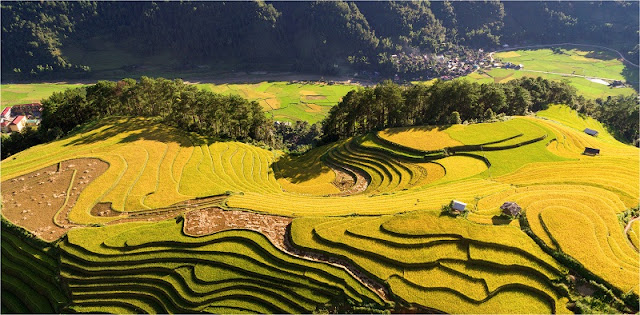 See Northwest Vietnam In Autumn Colors Sparkling 1