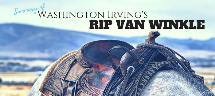 Summary of Washington Irving's Rip Van Winkle