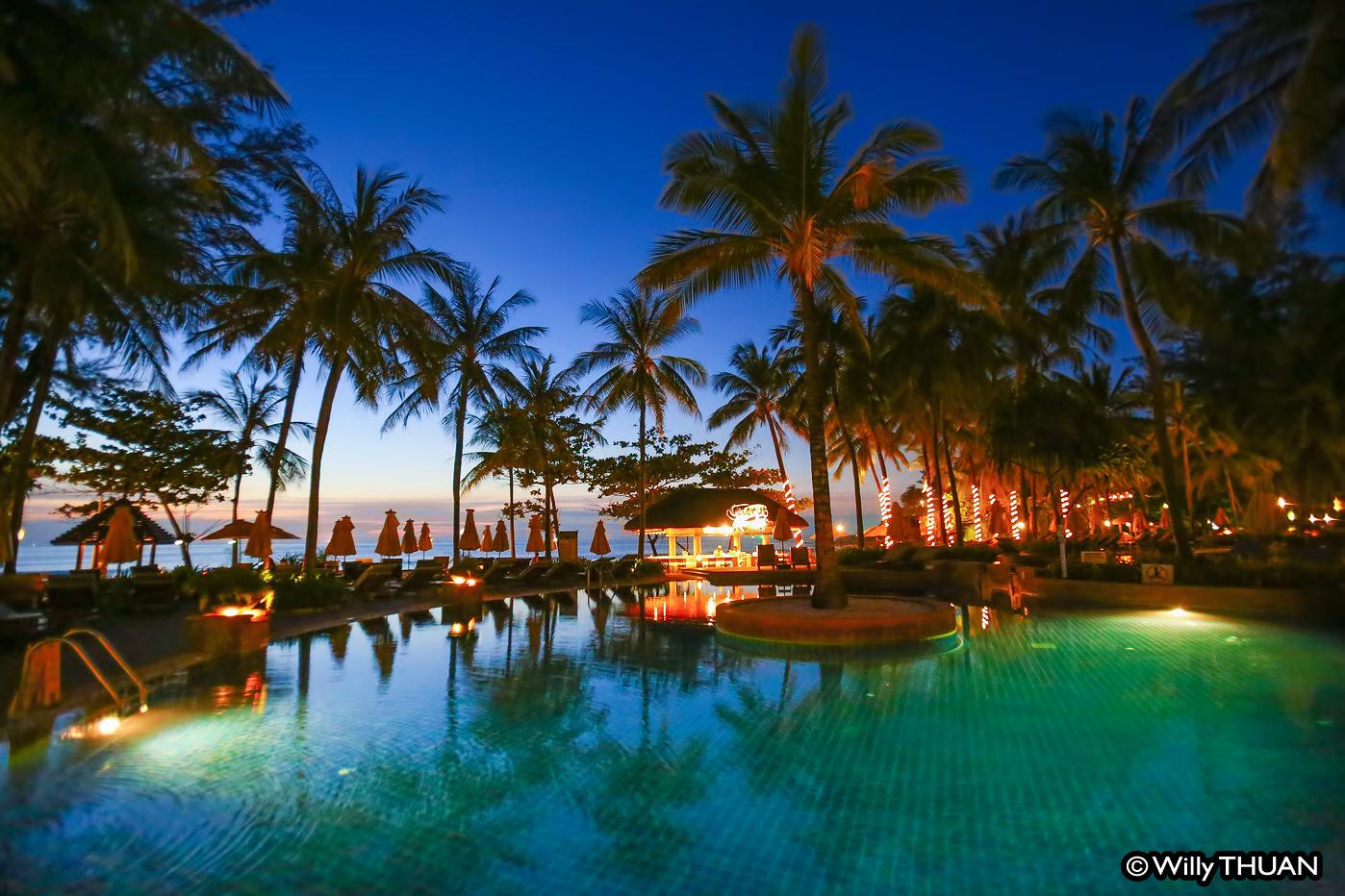Hotel Katathani Phuket Beach