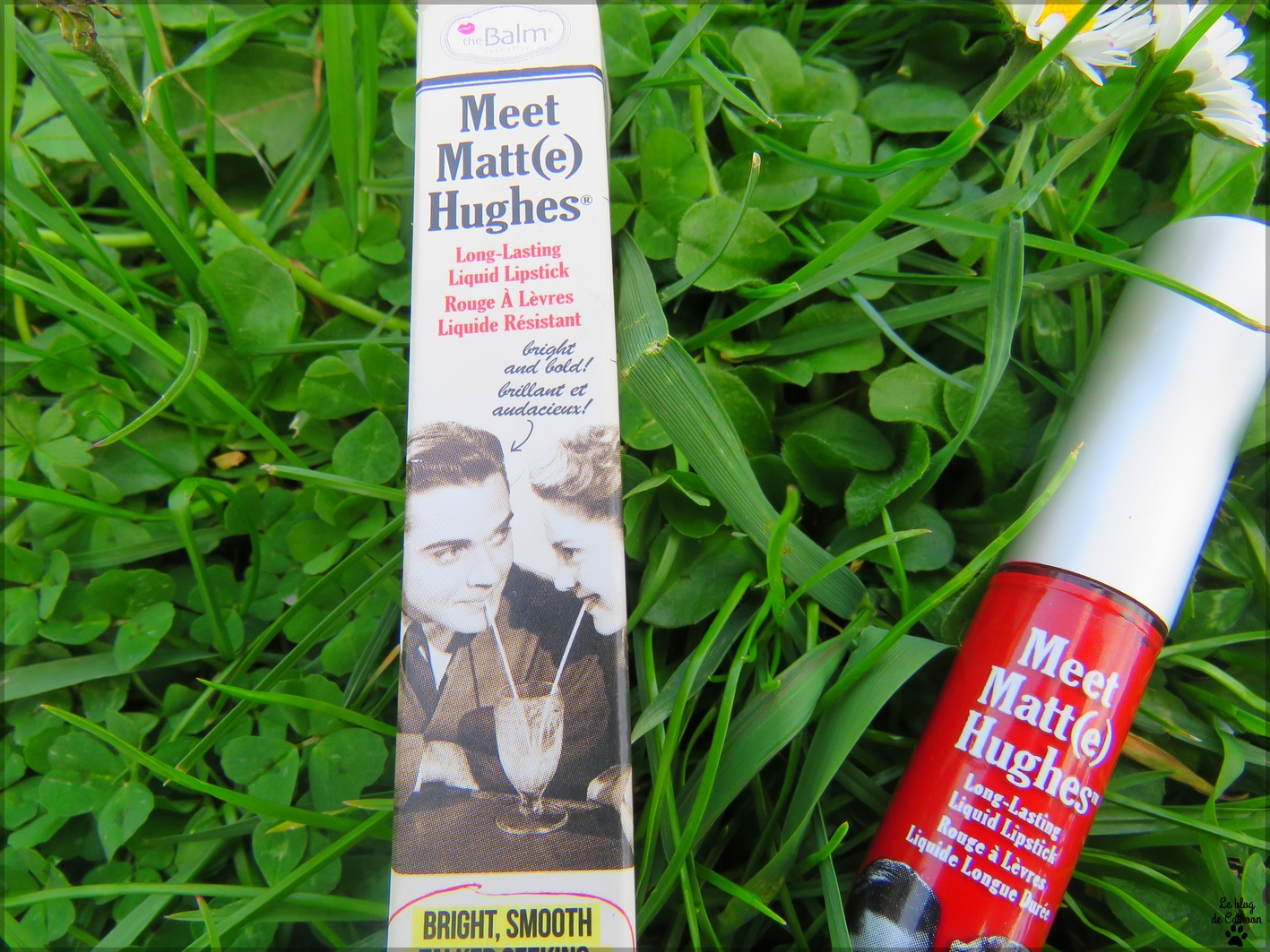 Meet Matt(e) Hughes - Long Lasting Liquid Lipstick - Loyal - The Balm