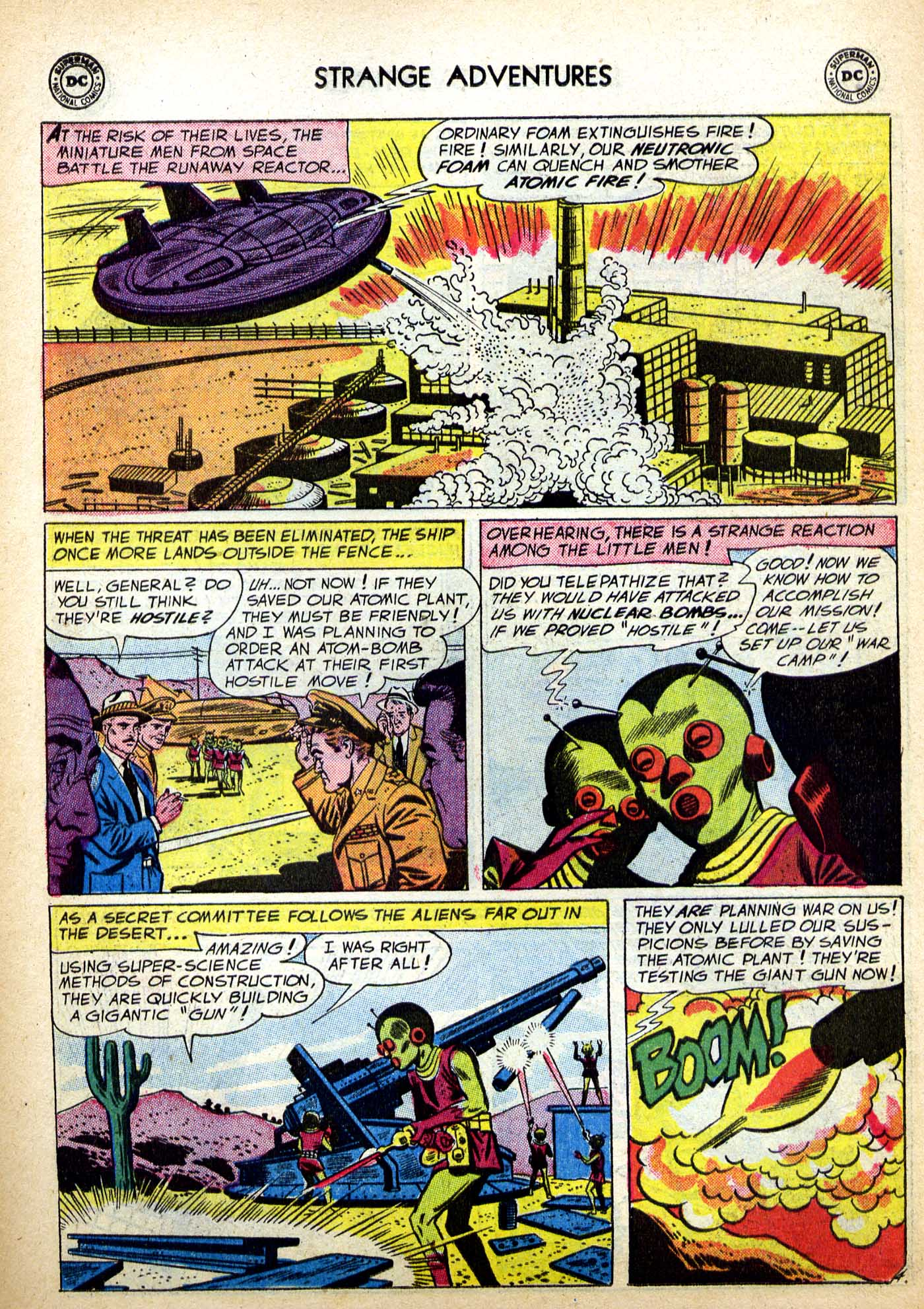 Strange Adventures (1950) issue 82 - Page 20