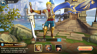 Heroes of Skyrealm apk + data