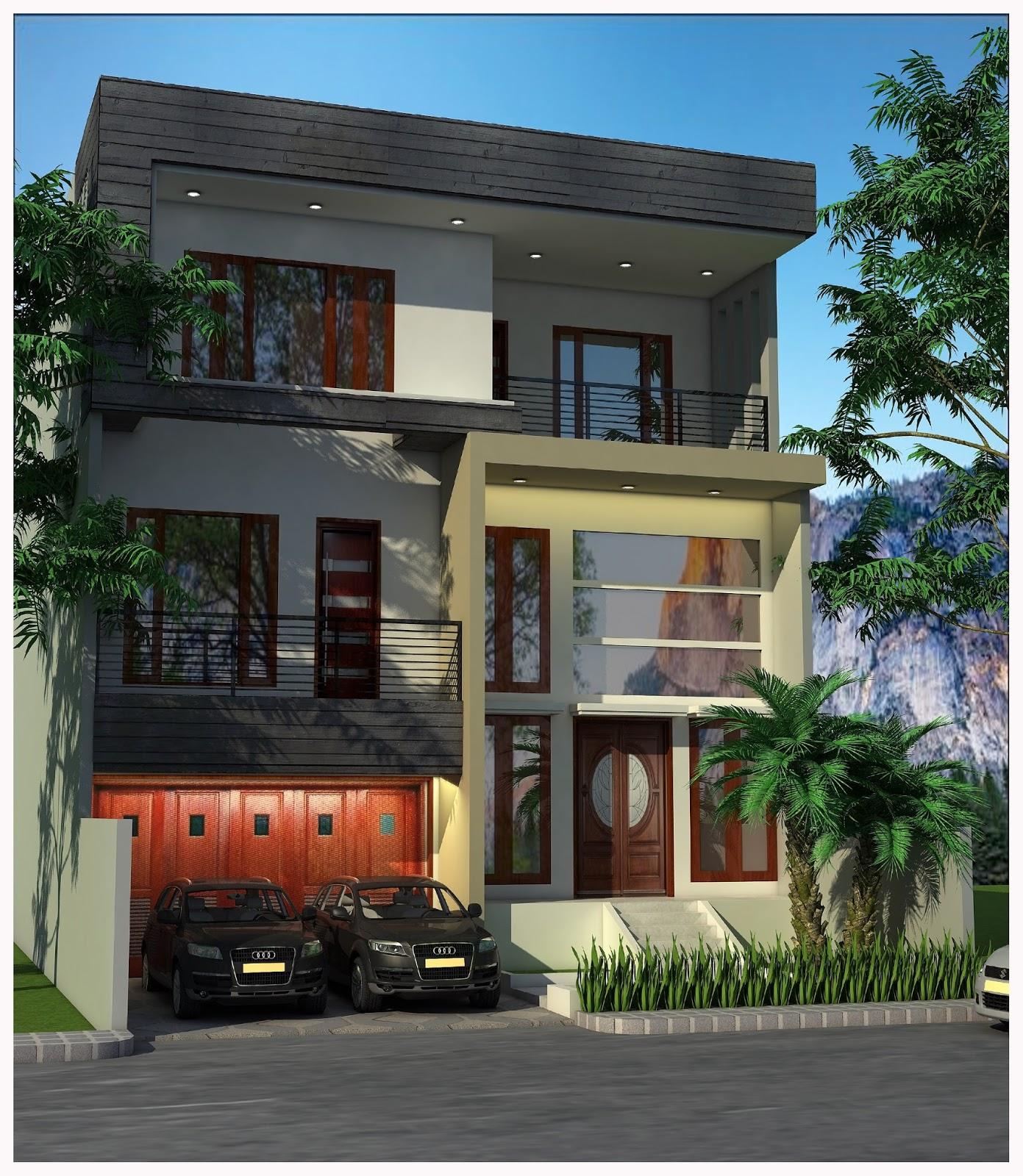45 Gambar Desain Interior Rumah Minimalis 3 Lantai Terbaru