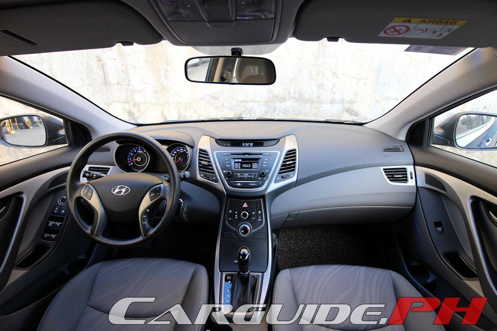 2015 Hyundai Elantra 1.6 S