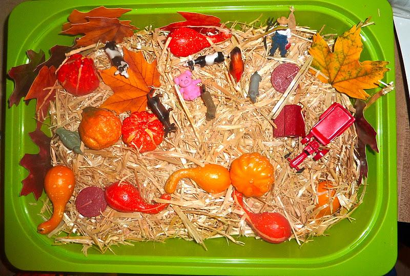 Fall And Halloween Sensory Table Ideas