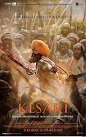 Kesari First Look Poster 7