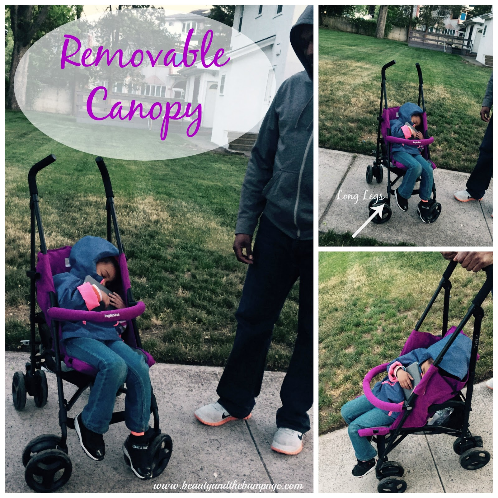 The Perfect Travel Stroller Inglesina Trip Review