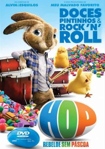 Hop: Rebeldes sem Páscoa Torrent – BluRay 720p/1080p Dual Áudio (2011)