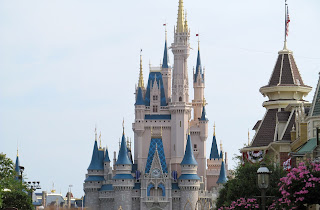 Cinderellas Castle at the Magic Kingdom