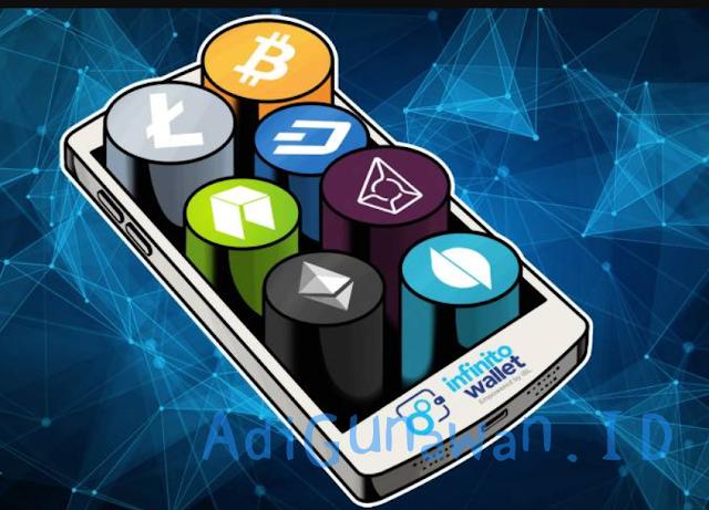 Dompet Universal Pertama di Dunia dan Fitur Baru Wallet Universal Cryptocurrency & Token