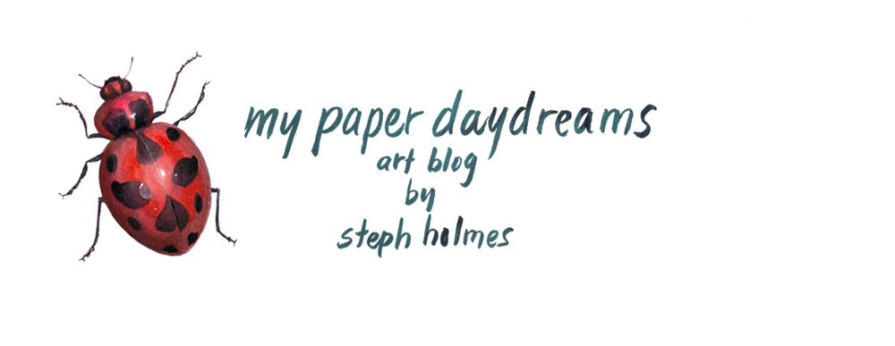 My Paper Daydreams