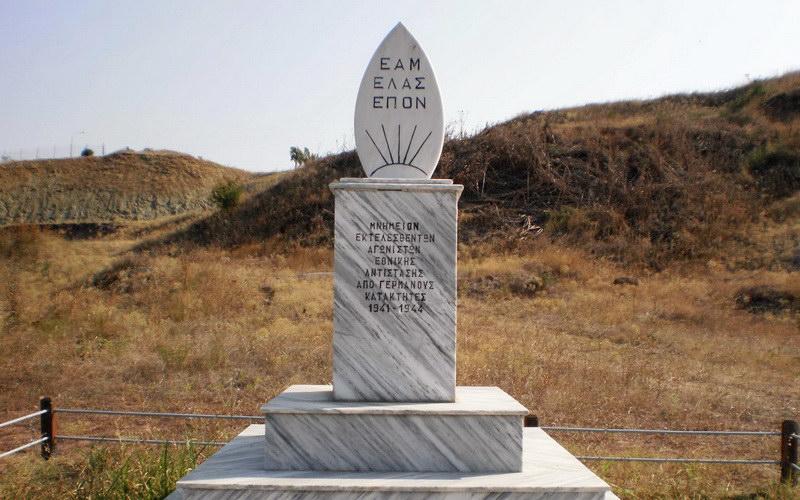 Ιστορικός περίπατος της ΚΝΕ στο ύψωμα «Καρτάλ Τεπέ» στο Διδυμότειχο